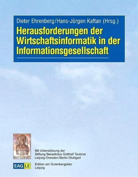 Herausforderungen der Wirtschaftsinformatik in der Informationsgesellschaft - Coverbild