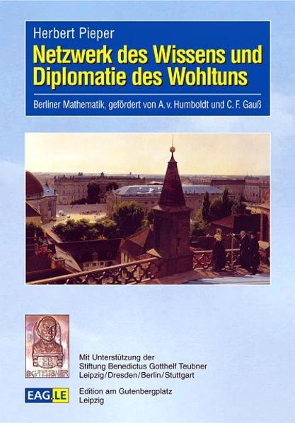 Netzwerk des Wissens und Diplomatie des Wohltuns - Coverbild