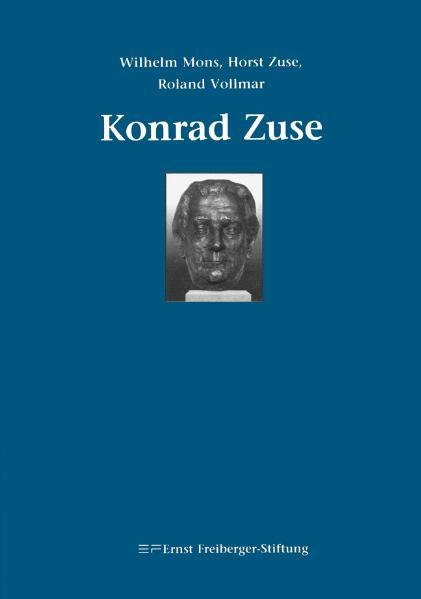 Konrad Zuse - Coverbild