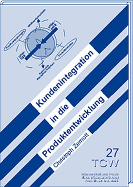 Kundenintegration in die Produktentwicklung - Coverbild