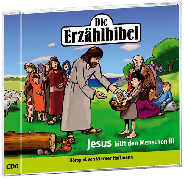 Die Erzählbibel - Folge 6 - Coverbild