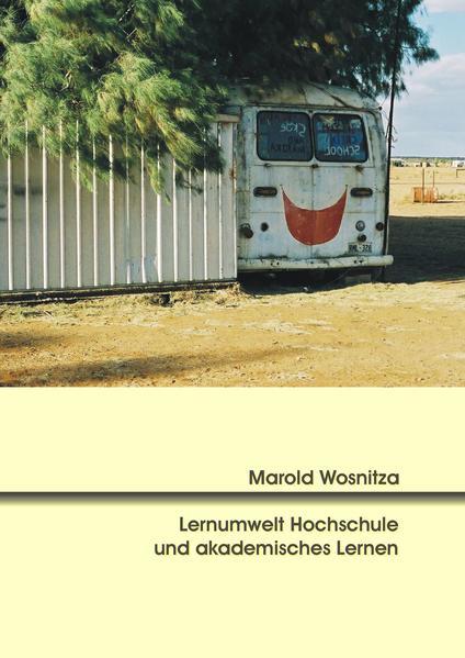 Lernumwelt Hochschule und akademisches Lernen - Coverbild