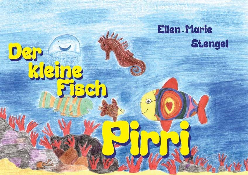 Der kleine Fisch Pirri - Coverbild