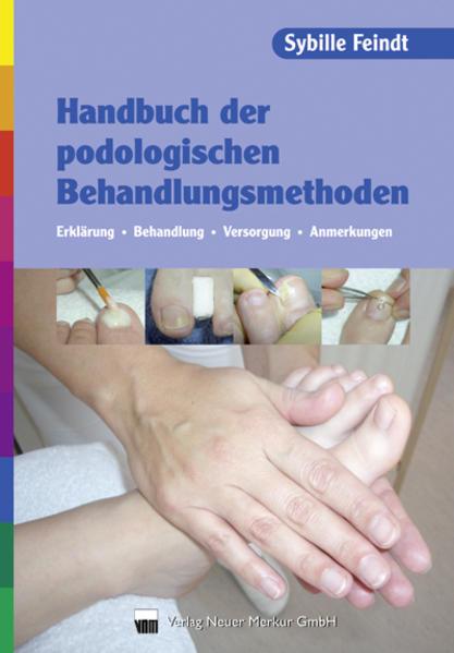 Handbuch der podologischen Behandlungsmethoden - Coverbild