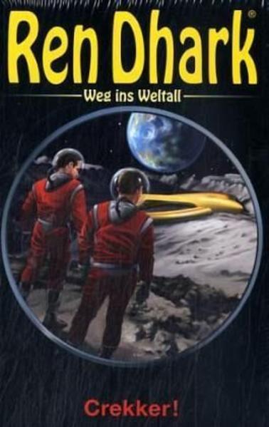 Ren Dhark Weg ins Weltall 9 - Coverbild