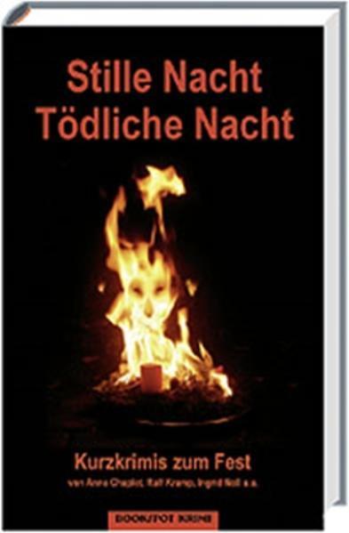 Stille Nacht, tödliche Nacht - Coverbild