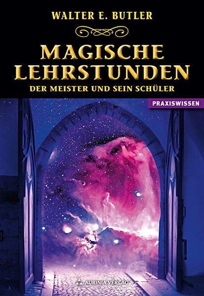 Magische Lehrstunden – Der Meister und sein Schüler - Coverbild