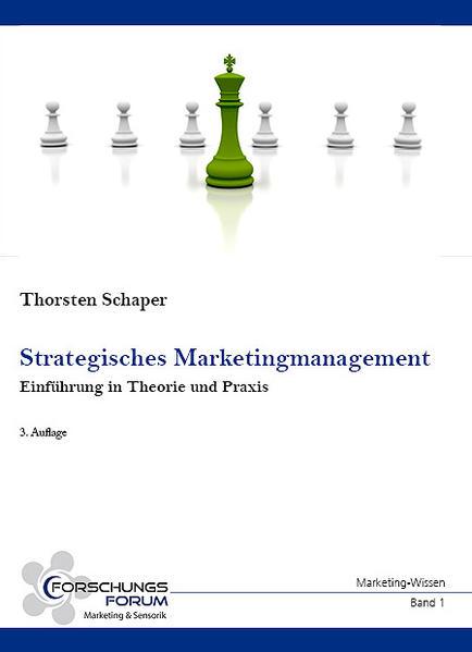 Strategisches Marketingmanagement - Coverbild