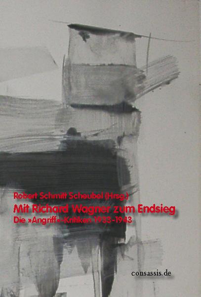 Mit Richard Wagner zum Endsieg - Coverbild