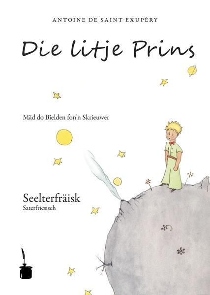 Die litje Prins - Coverbild