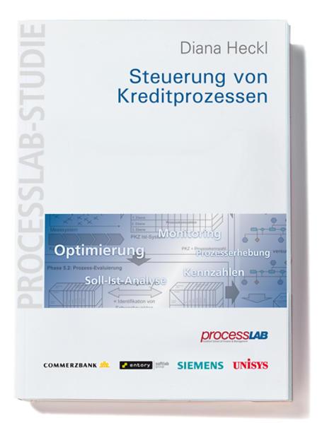 Steuerung von Kreditprozessen - Coverbild