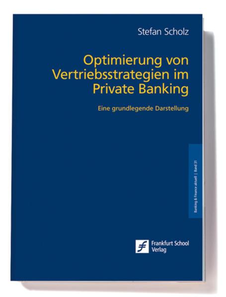 Optimierung von Vertriebsstrategien im Private Banking - Coverbild