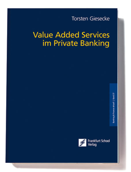 Value Added Services im Private Banking - Coverbild
