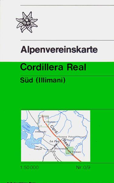 Cordillera Real Süd - Coverbild