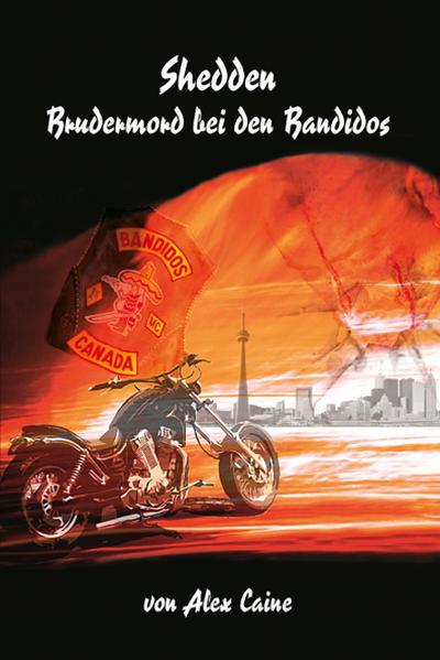 Shedden - Brudermord bei den Bandidos - Coverbild