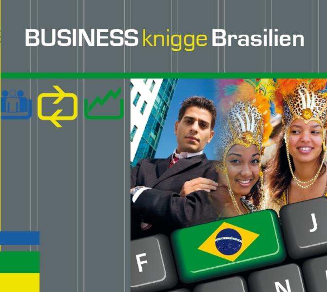 Business Knigge Brasilien - Coverbild