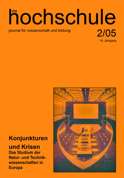 Konjunkturen und Krisen - Coverbild