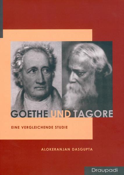 Goethe und Tagore - Coverbild