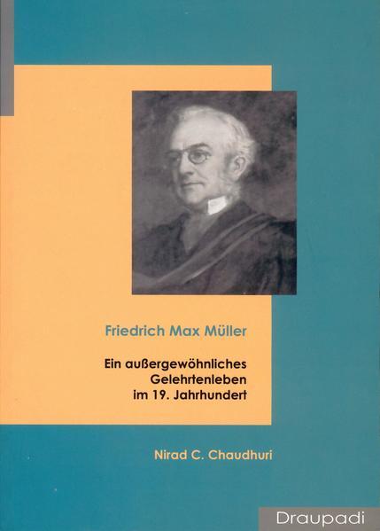 Friedrich Max Müller - Coverbild