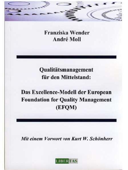 Qualitätsmanagement für den Mittelstand - Coverbild