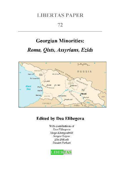 Georgian Minorities - Coverbild