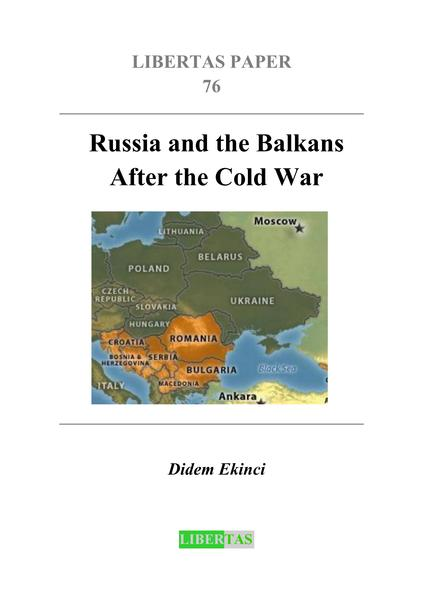 Russia and the Balkans After the Cold War - Coverbild
