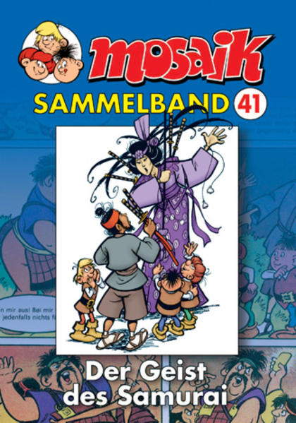 MOSAIK Sammelband 41 Softcover - Coverbild