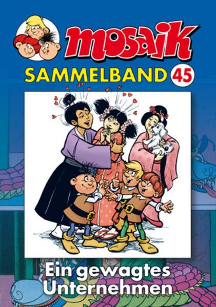 MOSAIK Sammelband 45 Softcover - Coverbild