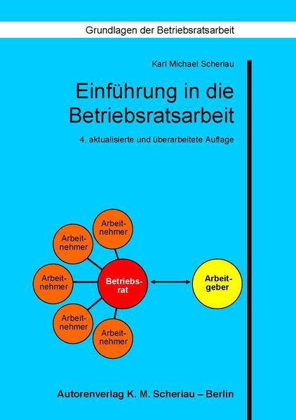 Einführung in die Betriebsratsarbeit - Coverbild