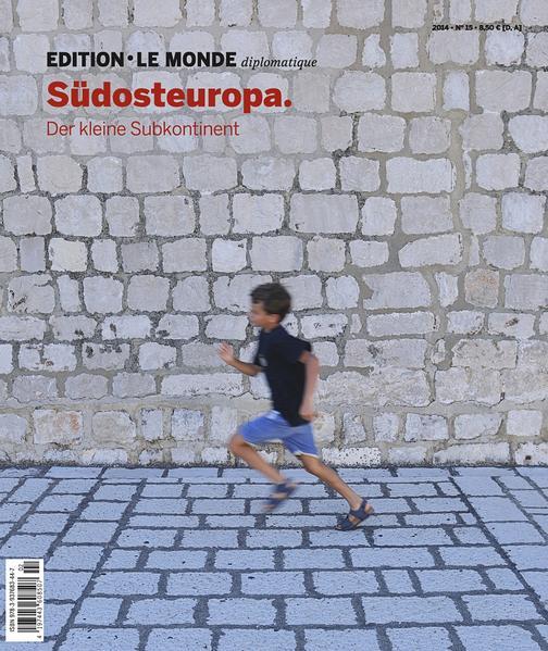 Südosteuropa - Coverbild