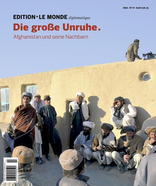 Die große Unruhe - Coverbild