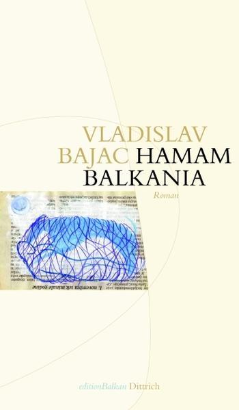 Hamam Balkania - Coverbild