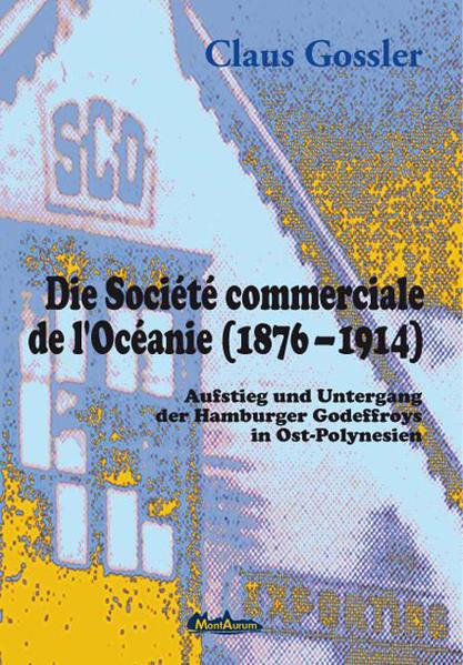 Die Société commerciale de l'Océanie (1876–1914) - Coverbild