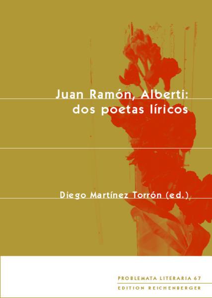 Juan Ramón, Alberti: dos poetas líricos - Coverbild
