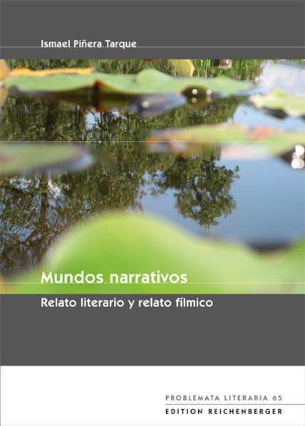 Mundos narrativos. Relato literario y relato fílmico - Coverbild