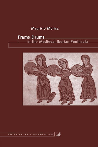 Frame Drums in the Medieval Iberian Peninsula - Coverbild