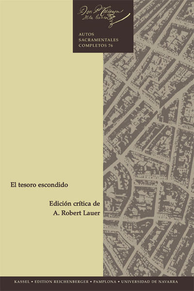 El tesoro escondido - Coverbild