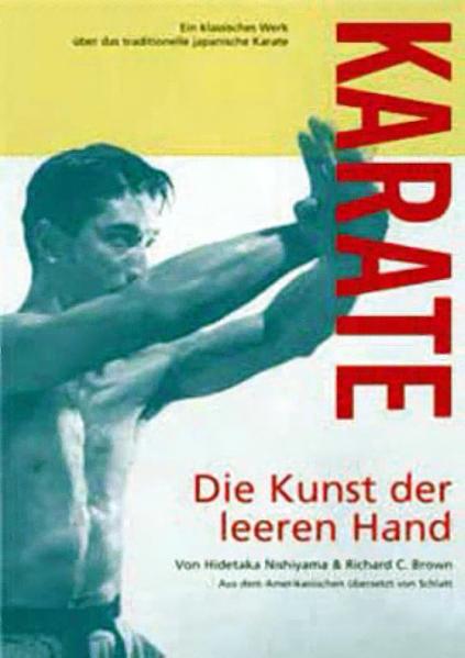 Karate - Die Kunst der leeren Hand - Coverbild