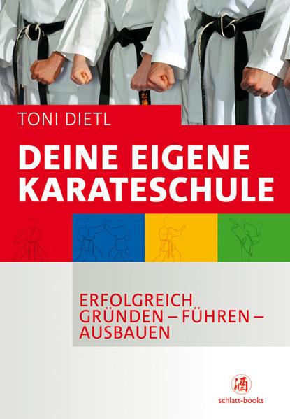 Deine Eigene Karateschule - Coverbild