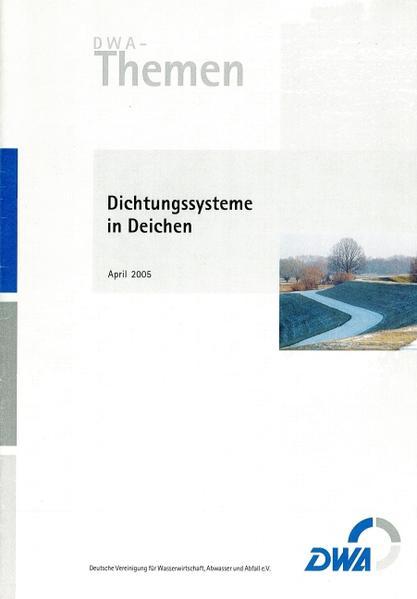 Dichtungssysteme in Deichen - Coverbild