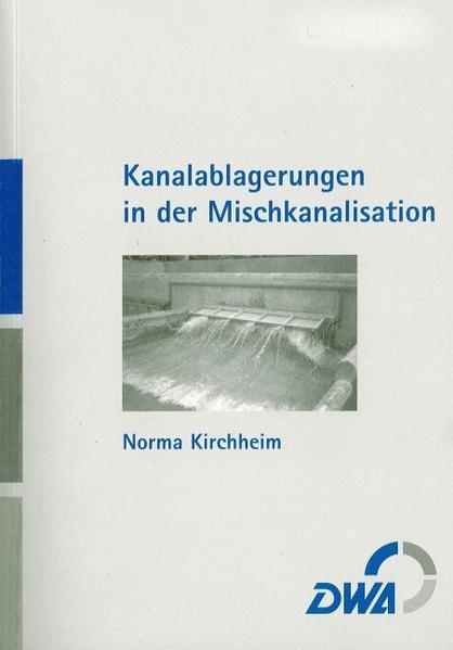 Kanalablagerungen in der Mischkanalisation Epub Herunterladen