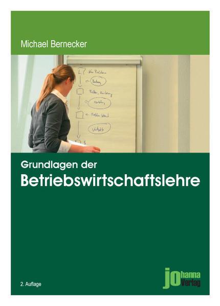 Grundlagen der Betriebswirtschaftslehre - Coverbild