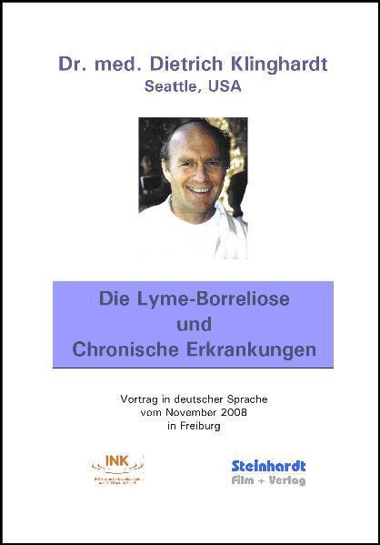 Die Lyme-Borreliose und Chronische Erkrankungen - Coverbild
