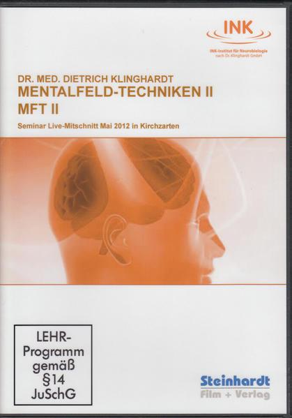 Mentalfeld-Techniken II  (MFT II) - Coverbild