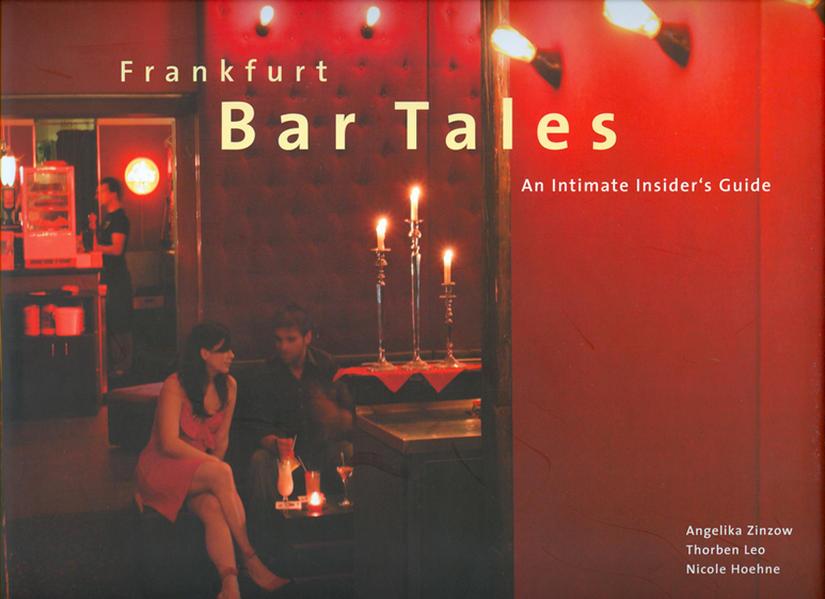 Frankfurt Bar Tales - Coverbild