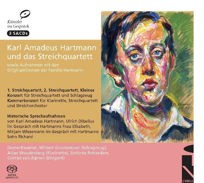 Karl Amadeus Hartmann und das Streichquartett AUDIO Herunterladen