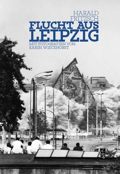Flucht aus Leipzig - Coverbild