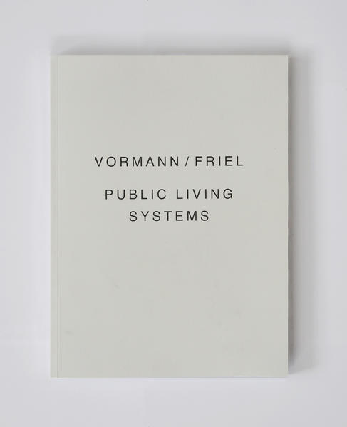 Public living systems - Coverbild