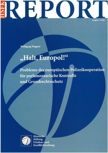 Halt, Europol! - Coverbild