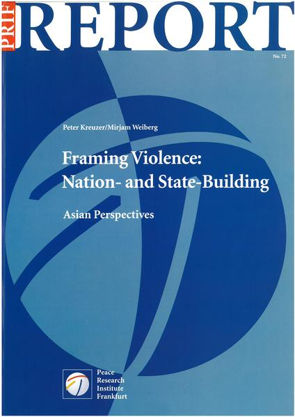 Framing Violence: Nation- and State-Building - Coverbild